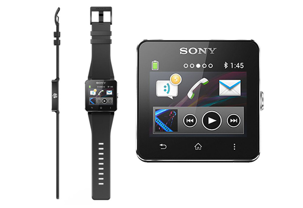 Smartwatch 2 application