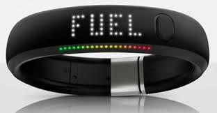 nike fuelband - smartwatch dla sportowców