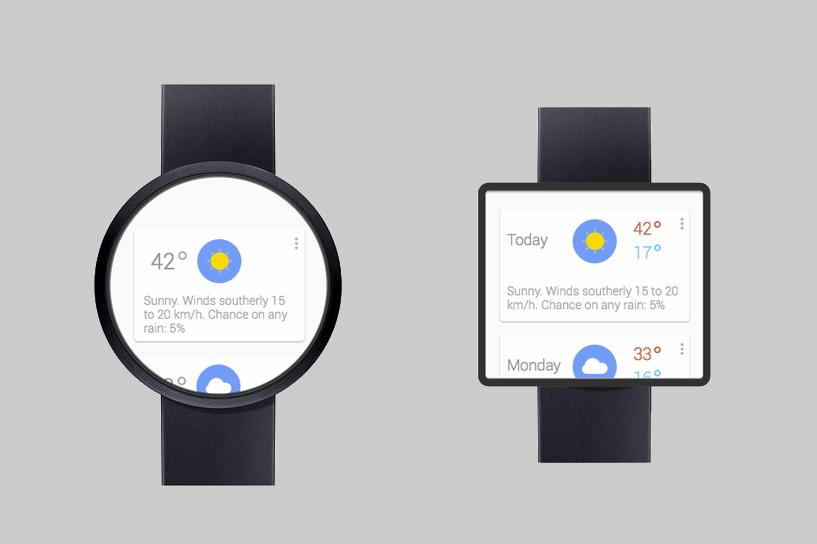 Google smartwatch