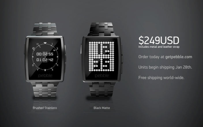 Nowy Pebble Steel