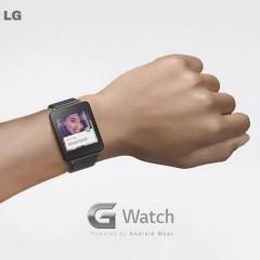 LG G Watch pokazany
