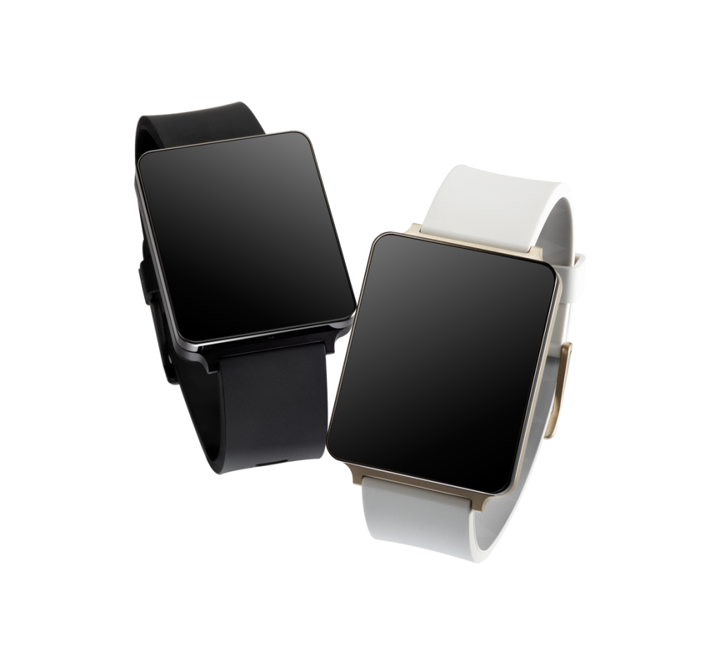 LG G Watch kolory