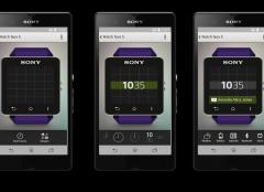 Aktualizacja dla Sony Smartwatch 2