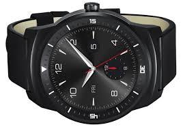 LG G Watch R wizual