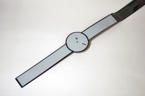 e-ink smartwatch