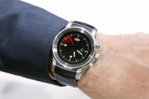 LG G Watch Audi