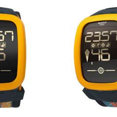 Swatch pokazał młodszego brata modelu Touch – smartwatcha Touch Zero One