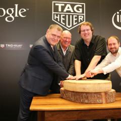 Google, Intel i Tag Heuer planują wspólnie stworzyć smartwatcha