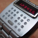 Hamilton Pulsar Calculator Watch