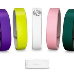 Sony SmartBand 2 z czujnikiem pulsu