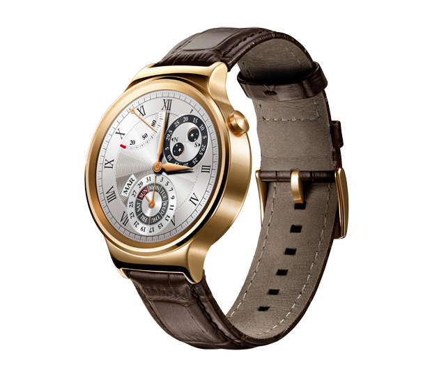 The-Huawei-Watch-gold