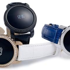 MyKronoz ZeCircle – smartwatch z cyrkoniami od Swarovskiego