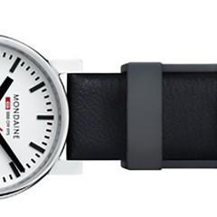 Mondaine i płatność zegarkiem