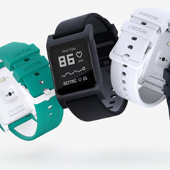 Smartwatch Pebble 2 i Pebble Time 2 na Kickstarterze