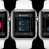 WatchOS 3 dodaje nowe funkcje i czyni smartwatch Apple Watch szybszym