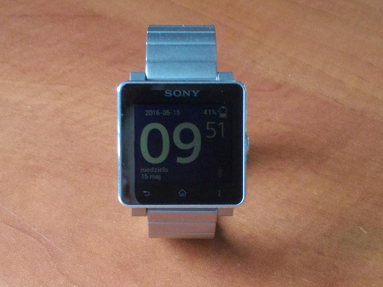 sony smartwatch 2 front_godzina