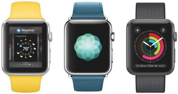 Apple Watch watchOS 3 breathe