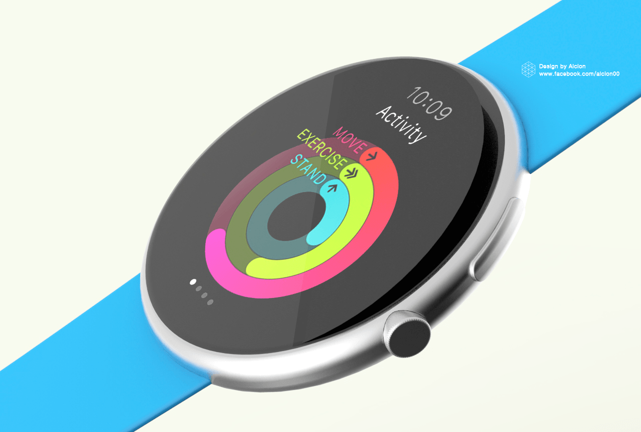 alcion_design_apple watch_round