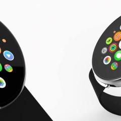 Apple zgłasza patent na smartwatcha w okrągłej kopercie, nadchodzi okrągły Apple Watch?