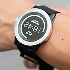 Oto nowy smartwatch zasilany ciepłem ciała!